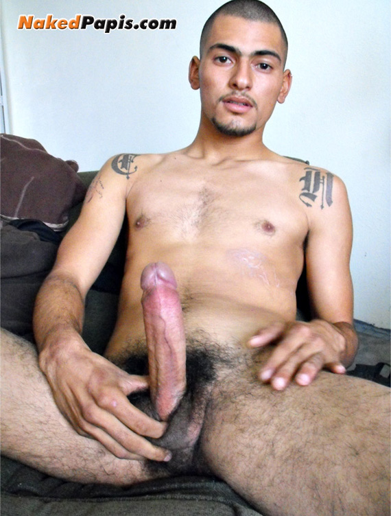 Latino men naked