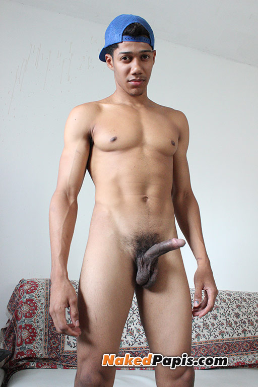 free pictures of nude latino men