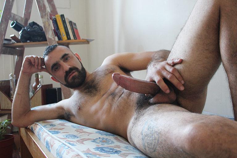 verga gay latino
