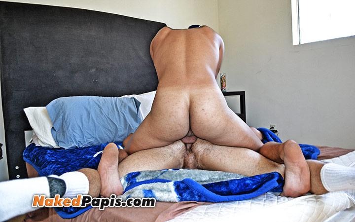 men looking at porn